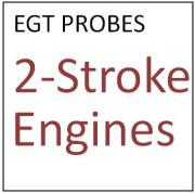 EGT Probes for 2 Stroke Engines