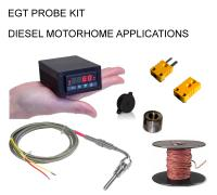 Diesel Pusher Motor Home PMD1XT Series Digital Pyrometer Kit
