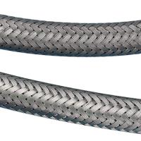 Type K Thermocouple Extension Wire with Stainless Steel Over Braid