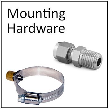 Compression Fitings and Mounting Hardware