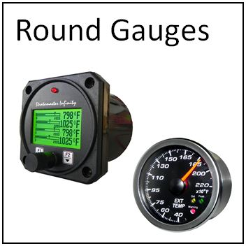 EGT Electronics Gauges